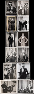 """Movie Posters:Photo, Ed Sullivan Lot (CBS). Overall: Fine+. Television Photos (29) (Approx. 7"""" X 9"""" - 8"""" X 10""""). Photo.. ... (Total: 29 Item)"""