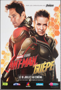 Ant-Man and the Wasp & Other Lot (Walt Disney Studios, 2018). Rolled, Very Fine. Printer's Proof French Grande &...