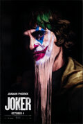 """Movie Posters:Crime, Joker (Warner Bros., 2019). Rolled, Very Fine. Bus Shelter (48"""" X 72"""") SS Advance. Crime.. ..."""