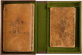 Autographs, Civil War Diaries of William. H. Woodring, 13th Illinois Infantry. ...