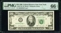 Small Size:Federal Reserve Notes, Fr. 2077-B* $20 1990 Federal Reserve Star Note. PMG Gem Un...