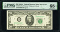 Small Size:Federal Reserve Notes, Fr. 2076-B* $20 1988A Federal Reserve Star Note. PMG Superb Gem Unc 68 EPQ.. ...