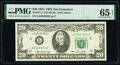Small Size:Federal Reserve Notes, Fr. 2071-L $20 1974 Federal Reserve Note. PMG Gem Uncircul...