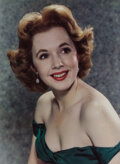 Photographs, Harry Warnecke (American, 1900-1984). Piper Laurie, 1951. Color carbro. 15 x 11 inches (38.1 x 27.9 cm). Titled and date...