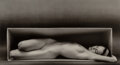 Photographs, Ruth Bernhard (American, 1905-2006). In the Box-Horizontal, 1962. Offset lithograph, printed later. 10-1/4 x 19 inches (...