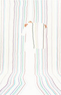 Photographs, Rachel Perry (American, 1962). Lost in My Life (Chiral Lines 3), 2016. Digital pigment. 55 x 35 inches (139.7 x 88.9 cm)...