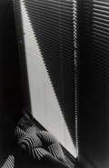 Photographs, Lucien Clergue (French, 1934-2014). Nu floridien, Miami, 1991. Gelatin silver. 20 x 13 inches (50.8 x 33.0 cm). Signed i...