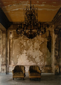 Michael Eastman (American, 1947) Isabella's Two Chairs, 1999 Dye coupler 52 x 38 inches (132.1 x