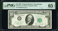 Small Size:Federal Reserve Notes, Fr. 2016-A $10 1963 Federal Reserve Note. PMG Gem Uncirculated 65 EPQ.. ...