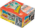 Baseball Cards:Unopened Packs/Display Boxes, 1991 Topps Desert Shield Wax Box With 36 Unopened Packs! ...