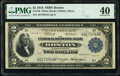 Fr. 749 $2 1918 Federal Reserve Bank Note PMG Extremely Fine 40