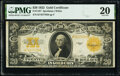 Large Size:Gold Certificates, Fr. 1187 $20 1922 Gold Certificate PMG Very Fine 20.. ...