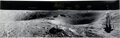 Explorers:Space Exploration, Charlie Duke Signed and Annotated Apollo 16 Panoramic Lunar Surface Photo, with Photographic Provenance. ...