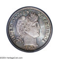 Barber Dimes: , 1896-O 10C MS66 PCGS. The 1896-O is similar to the 1896-S ...