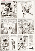 Original Comic Art:Story Page, Jack Kirby and Dick Ayers Journey into Myste...