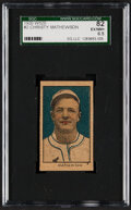 Baseball Cards:Singles (Pre-1930), 1920 W520 Christy Mathewson #2 SGC 82 EX/NM+ 6.5 - Pop One With None Higher....