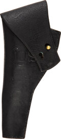 Military & Patriotic:WWI, Rock Island Arsenal Holster. 10.5-inch hol...