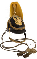 Cavalry Officer's Dress Helmet