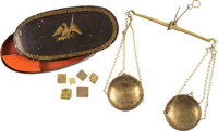 Gold Scales in Original Tin Box