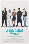 """Movie Posters:Comedy, A Fish Called Wanda (MGM, 1988). Rolled, Very Fine+. One Sheet (27"""" X 41"""") SS. Comedy.. ..."""