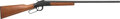 Long Guns:Lever Action, Ithaca M-66 SuperSingle Lever Action Shotgun. ...