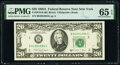 Small Size:Federal Reserve Notes, Fr. 2076-B $20 1988A Federal Reserve Note. PMG Gem Uncircu...