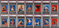 Boxing Cards:General, 1948 Leaf Boxing PSA Graded Collection (14)....