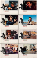 """Movie Posters:Action, Magnum Force (Warner Bros., 1973). Very Fine/Near Mint. Lobby Card Set of 8 (11"""" X 14""""). Action.. ... (Total: 8 Items)"""
