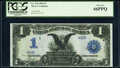 Low Serial Number H40H Fr. 230 $1 1899 Silver Certificate PCGS Gem New 66PPQ