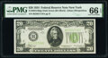Small Size:Federal Reserve Notes, Fr. 2054-B $20 1934 Dark Green Seal Federal Reserve Note. PMG Gem Uncirculated 66 EPQ.. ...