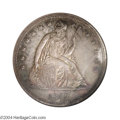 Proof Seated Dollars: , 1862 $1 PR65 NGC. A grand total of 12,090 Dollars were ...