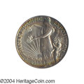Commemorative Gold: , A magnificent Gem or better set of 1915-S Panama-Pacific ... (5Coins)