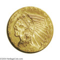 Indian Half Eagles: , 1911-S $5 MS65 NGC. Astonishing quality for this ...
