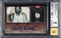 Basketball Cards:Singles (1980-Now), 2005 Greats of The Game Bill Russell (Autographs) #GG-BR Mint 9, Auto 10. ...