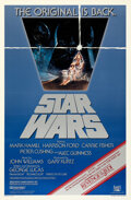 Movie Posters:Science Fiction, Star Wars (20th Century Fox, R-1982). Rolled, Near Mint+.