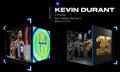 Basketball Collectibles:Others, 2021 Kevin Durant NBA Top Shot (Series 1) Run It Back - 3 Pointer # 77/209....