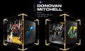Basketball Collectibles:Others, 2020 Donovan Mitchell NBA Top Shot (Series 1) Holo MMXX 3 Pointer - Legendary #30/50....