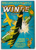 Golden Age (1938-1955):War, Wings Comics #20 (Fiction House, 1942) Condition: FN+....