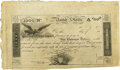 United States - Act of June 30, 1812 $1000 5-2/5% Treasury Note. Hessler X69B Unlisted, Fr. TN-1. Unsigned Remainder. PM...