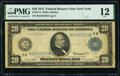 Large Size:Federal Reserve Notes, Fr. 971a $20 1914 Federal Reserve Note PMG Fine 12.. ...