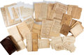 Autographs, The Betteys Family Medical Archive. ...