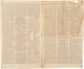 Miscellaneous:Newspaper, [Charles Thomson's Resolution Concerning Privateers]. The Connecticut Journal, April 10, 1776. ...