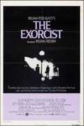 Movie Posters:Horror, The Exorcist (Warner Bros., 1974). Folded, Fine+. ...