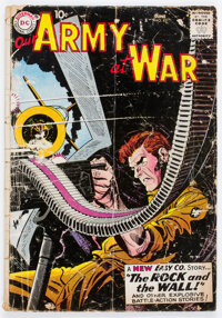 Our Army at War #83 (DC, 1959) Condition: FR