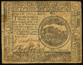 Continental Currency November 29, 1775 $4 Extremely Fine
