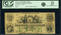 Obsoletes By State:Rhode Island, Providence, RI- Grocers and Producers Bank $5 Oct. 3, 1865 G10a PCGS Apparent Fine 15.. ...