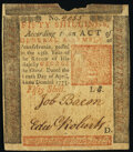Colonial Notes:Pennsylvania, Pennsylvania April 10, 1775 50s Extremely Fine.. ...