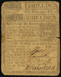 Pennsylvania March 1, 1769 8s Very Good