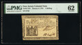 Colonial Notes:New Jersey, New Jersey January 9, 1781 1s PMG Uncirculated 62.. ...