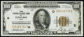 Small Size:Federal Reserve Bank Notes, Fr. 1890-D $100 1929 Federal Reserve Bank Note. Very Fine.. ...